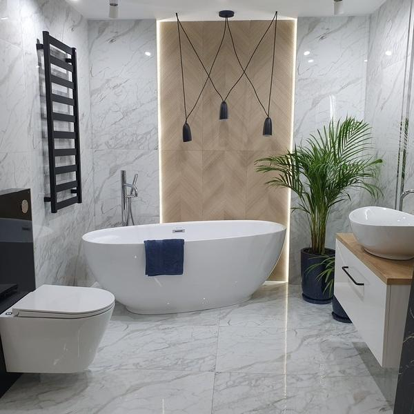 Wizualizacje łazienek 5