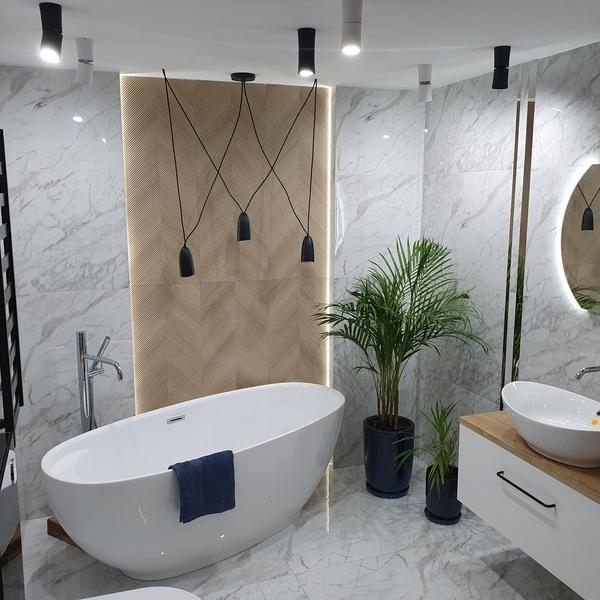 Wizualizacje łazienek 6