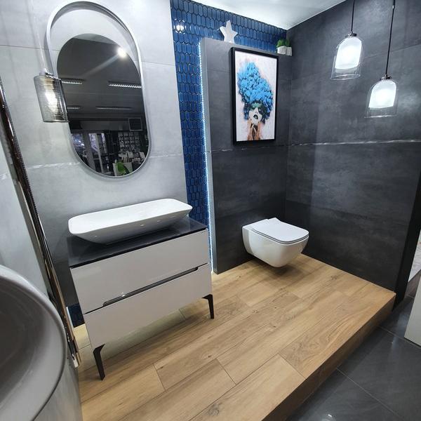Wizualizacje łazienek 14